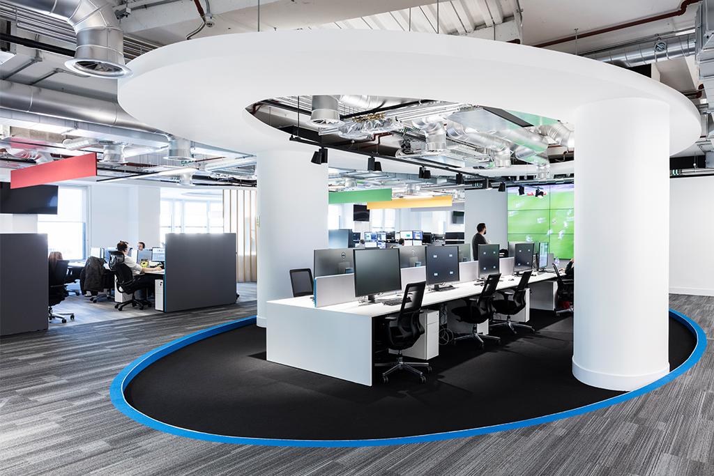 Sagal Group Sagal_Kambi-workstation Woolwich Central Marketing Suite