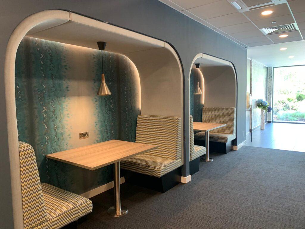 Sagal Group Arena-Booth-seating-2-1024x768 Holmes Interiors