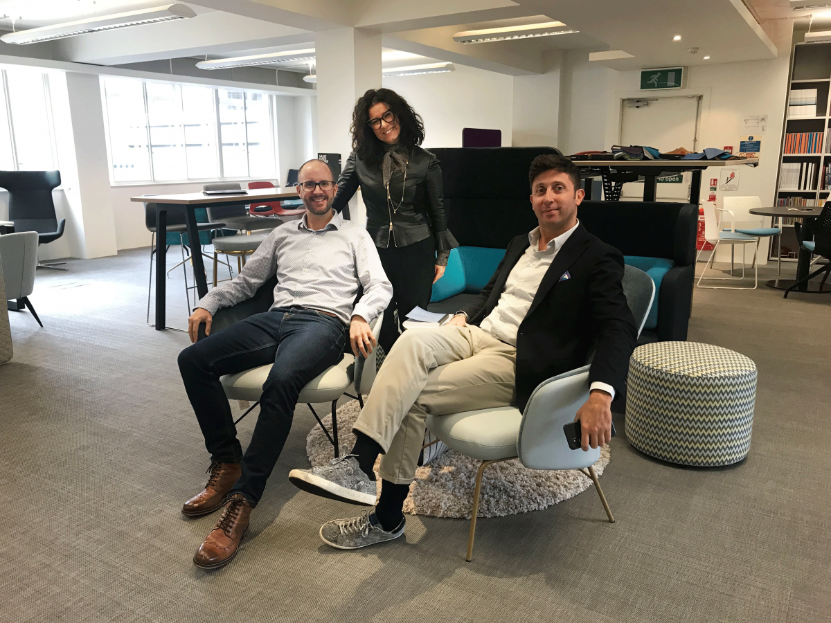 Sagal Group Sagal-and-Quinti-1200x900 In Defence of the Office Chair Blog Product UPDATES