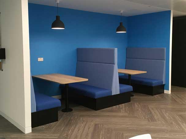 Sagal Group custom booths