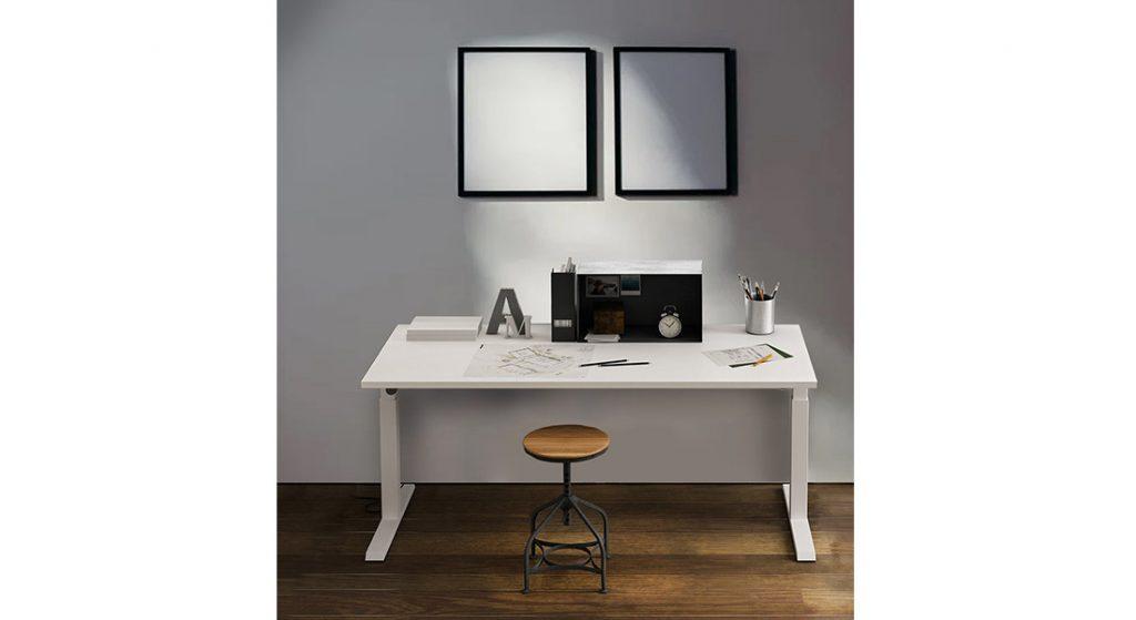 Gio Height Adjustable Desk Home