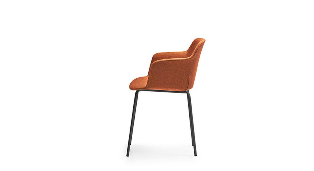 Deep Cover meeting chair