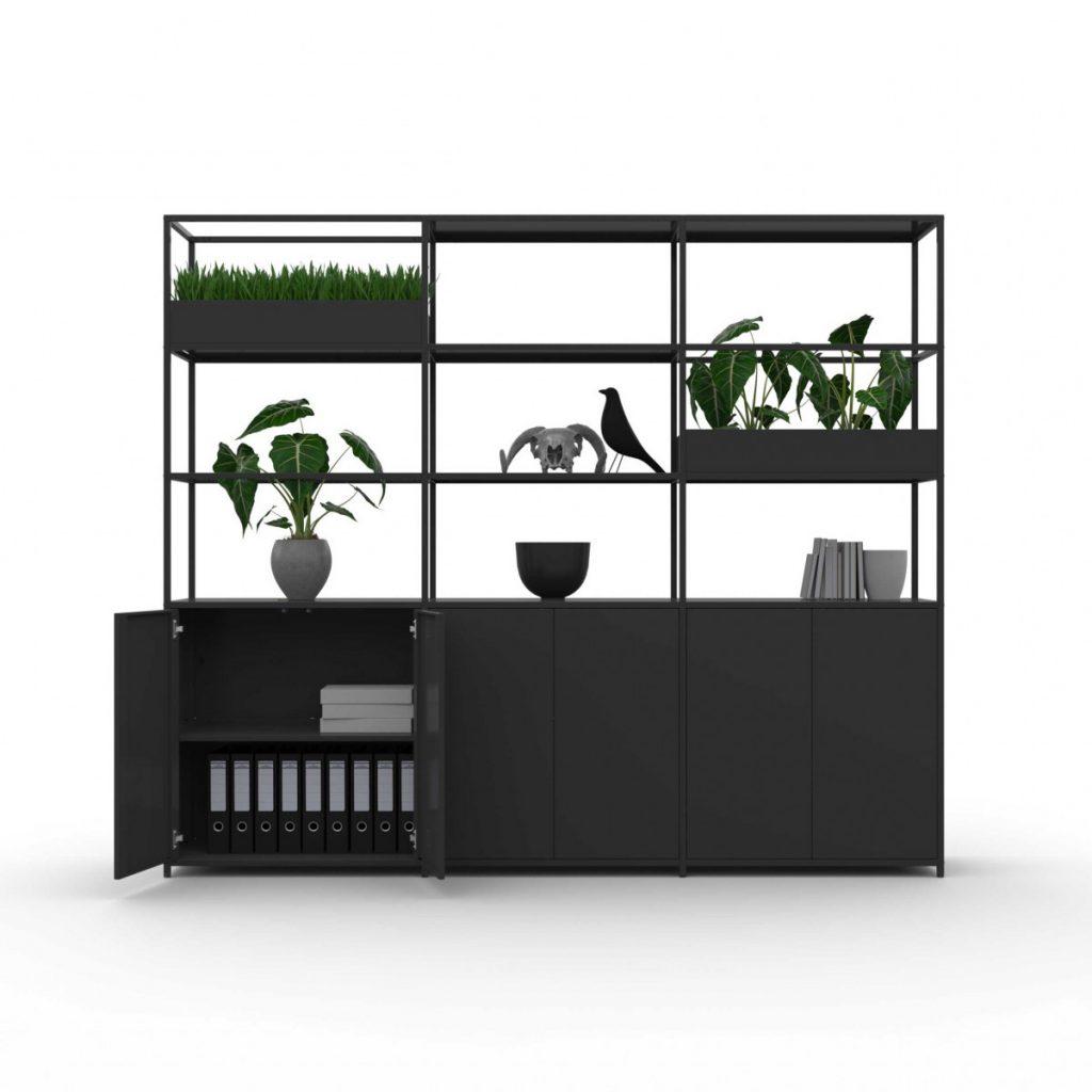 Workplace shelve / storage units