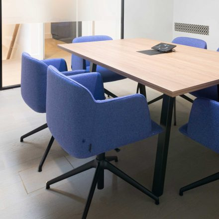 Sagal Group DEEP-SQ-Blue-440x440 What fabric colours should I choose for my workplace? Blog Sagal Knowledge  fabric colour