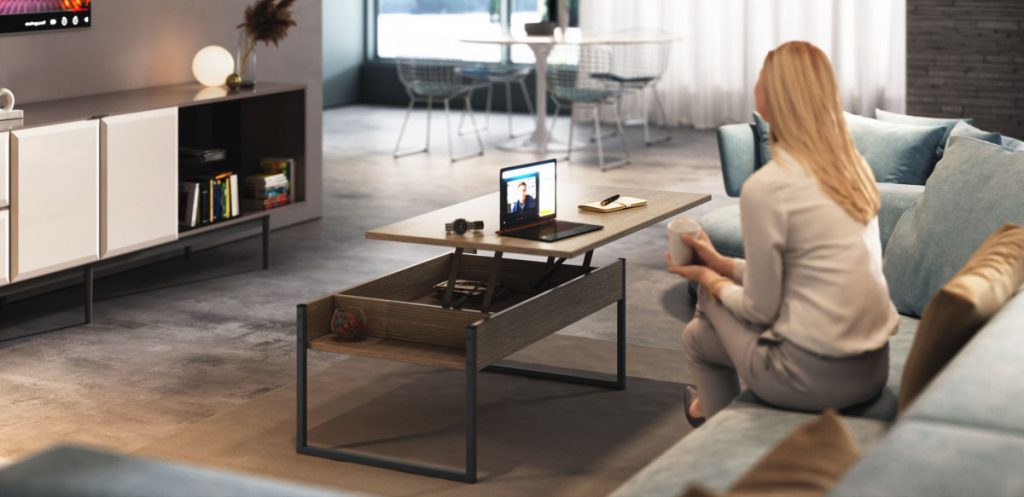 coffee table, home desk