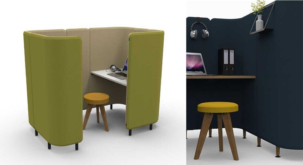 Tranquillo-Semi-Private-Acoustic Booth